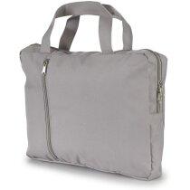 Portadocumentos con bolsillo central y lateral personalizado