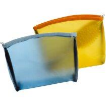 Neceser transparente de PVC personalizado