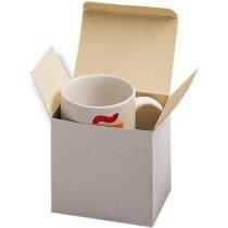 Caja de cartón especial para tazas personalizada