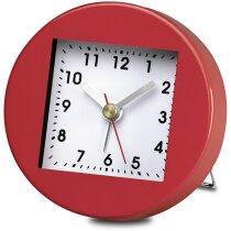 Reloj de sobremesa redondo personalizado