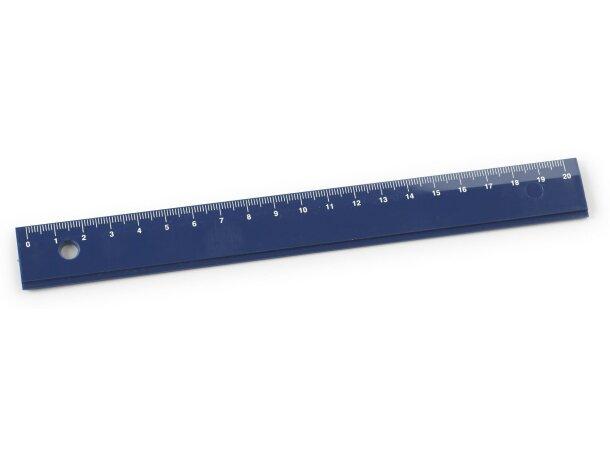 Regla de 20 cm de plástico personalizada