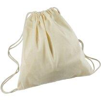 Bolsas Macuto algodón crudo personalizada