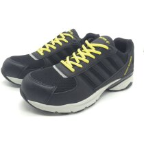 Zapatillas de seguridad tipo deportivo personalizada negra