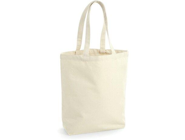Bolsa de la compra de algodón natural