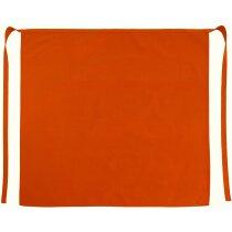 delantal sencillo para cintura en varios colores personalizado natural