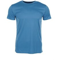 Camiseta técnica deportiva 135 gr azul claro