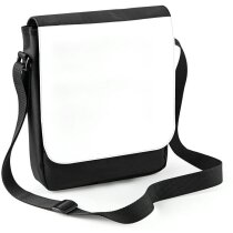 Bandolera para tablet ideal para sublimación personalizada negra