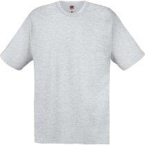 Camiseta básica 145 gr unisex gris