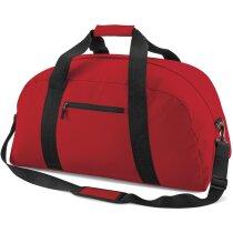 Bolsa de viaje clásica en varios colores personalizada roja
