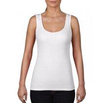 Camiseta atleta Ring-spun canale de mujer 200 gr