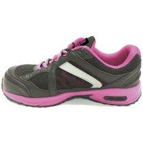 Zapatillas de seguridad para mujer estilo deportivo personalizada