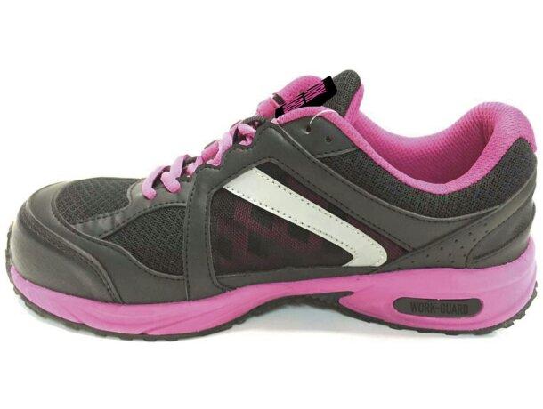 Mujer Deportivo Para De Seguridad Zapatillas Estilo wqF874tw