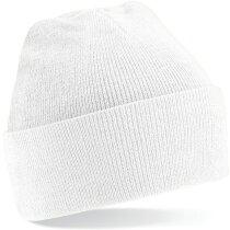Gorro Doblado Original personalizado blanco