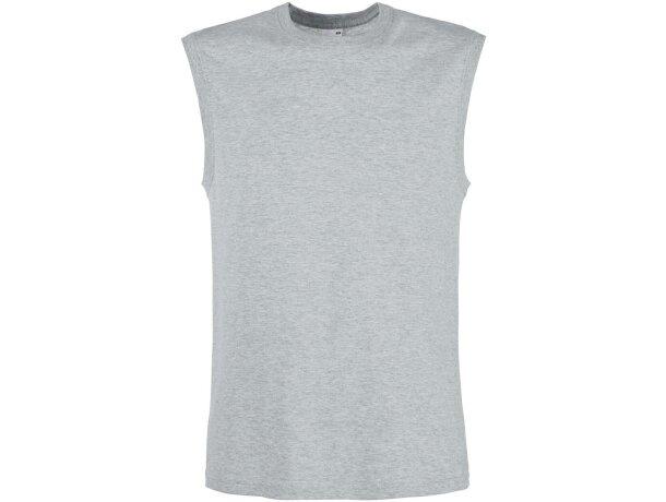 Camiseta unisex sin mangas 165 gr