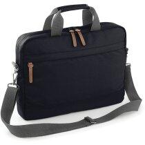 Bolsa maletín para pc negra