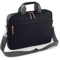 Bolsa maletín para pc personalizada negra
