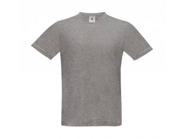 Camiseta fina 135 gr cuello en V