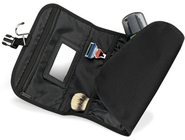Neceser para colgar con espejo y varios bolsillos personalizado