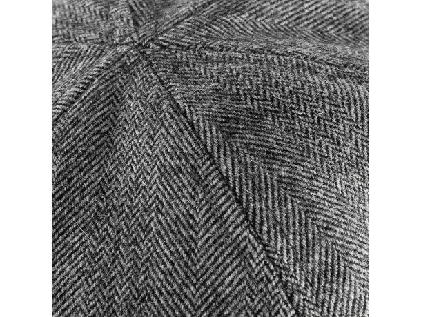 Gorra especial de poliester y lana