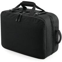 Mochila maletín en varios colores personalizada negra