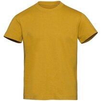 Camiseta manga corta de niños 155 gr