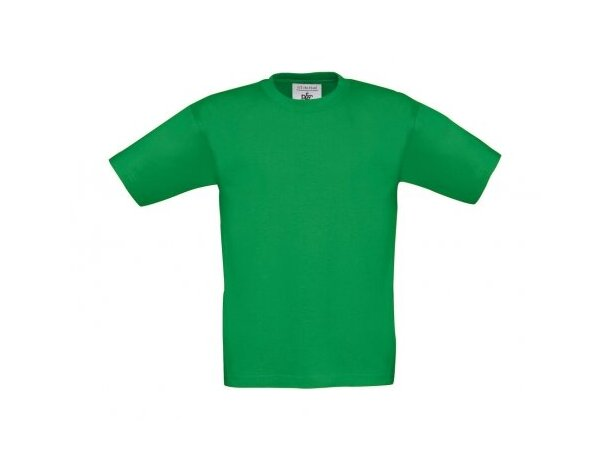 Camiseta gruesa de niño 185 gr