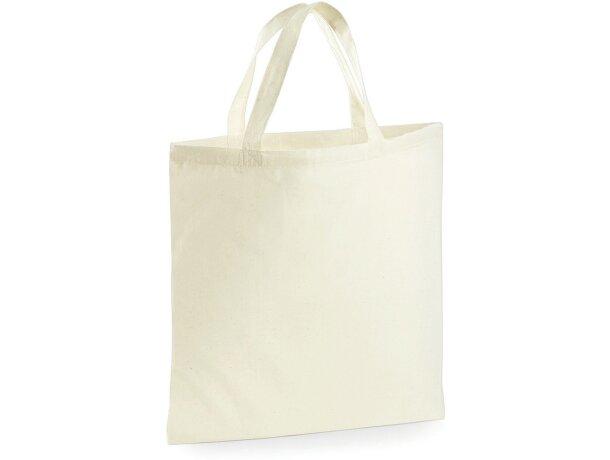 Bolsa algodón natural personalizado