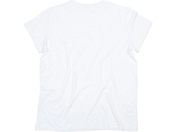 Camiseta de hombre 150 gr blanca
