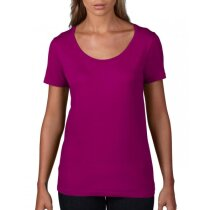 Camiseta Ring-spun de mujer
