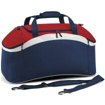 Bolsa de deporte Bag Base marino/rojo