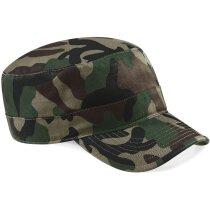 Gorra militar colores camuflaje
