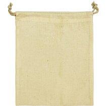 Bolsa de tela con cordón ajustable