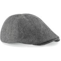 Gorra especial de poliester y lana personalizada gris