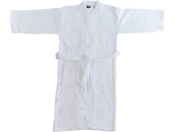 Albornoz unisex en algodón 550 gr