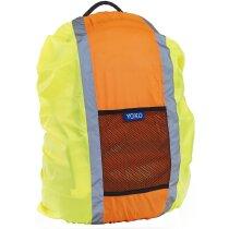 Cubierta alta visibilidad para mochila