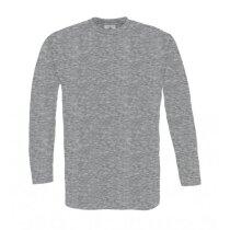 Camiseta unisex manga larga fina 135 gr