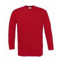 Camiseta unisex manga larga gruesa 185 gr