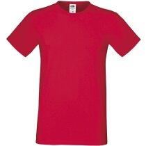 Camiseta unisex manga corta 165 gr roja