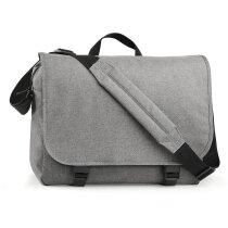 Cartera combinada para portátil personalizada gris