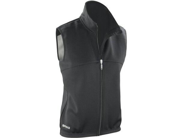 Chaleco deportivo de mujer personalizado gris f419cb55493c