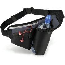 Riñonera con soporte para botella de agua