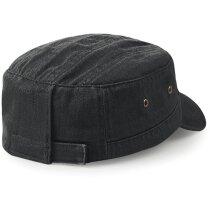 Gorra estilo urbano personalizada negra