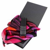 Set con pañuelo seda marca Jean-louis personalizado