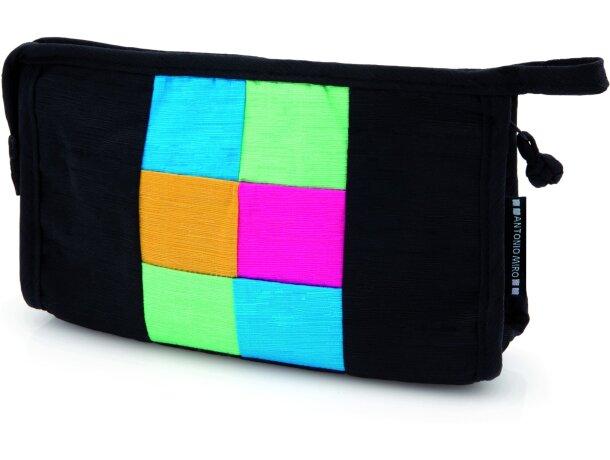 Neceser multicolor Antonio Miró personalizado