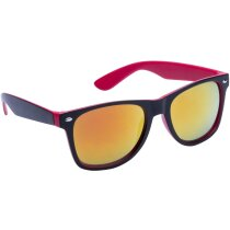 Gafas de sol con lentes de espejo personalizada