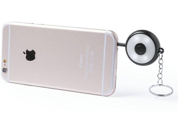 Llavero flash para móvil grabado