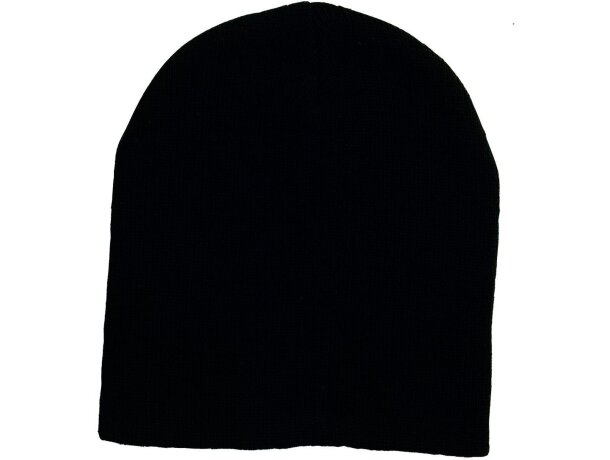 Gorro acrilico acabado lana personalizado