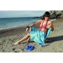 Silla de playa plegable y ligera