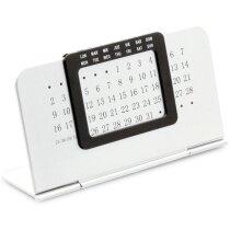 Calendario perpetuo de plastico grabado