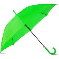 Paraguas de colores sencillos personalizado